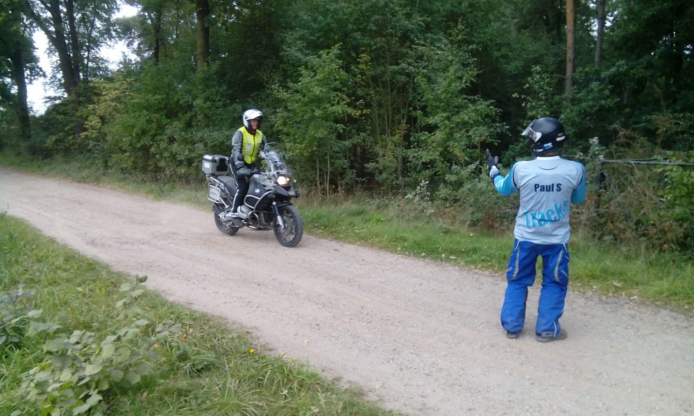 all-road training en off-roadtraining dag